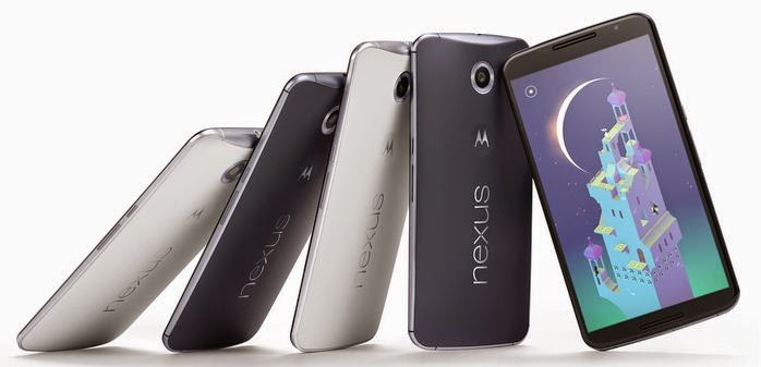 Google New Nexus 6 by motorola