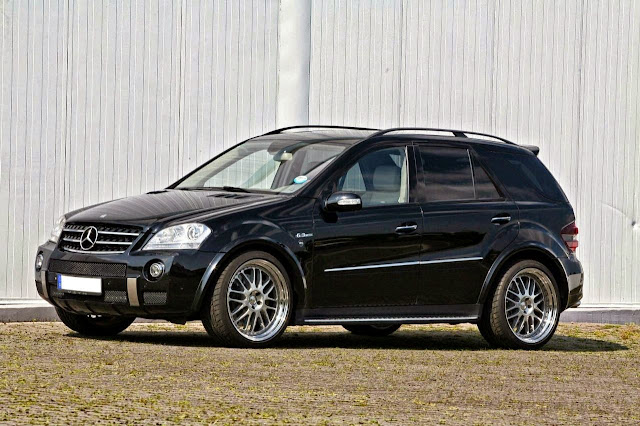 mercedes ml vath