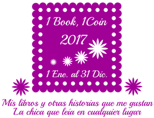 1 Book, 1 Coin 2017