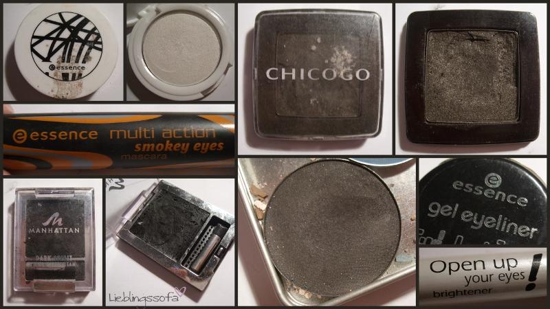 Lieblingssofa: [EOTD #15] Smokey Eyes für Godfrina ...