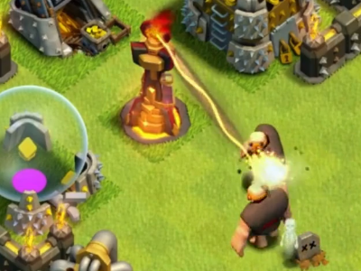 Inferno Tower ~ Clash of Clans Tactics
