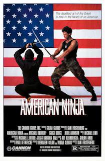 Watch American Ninja (1985) movie free online