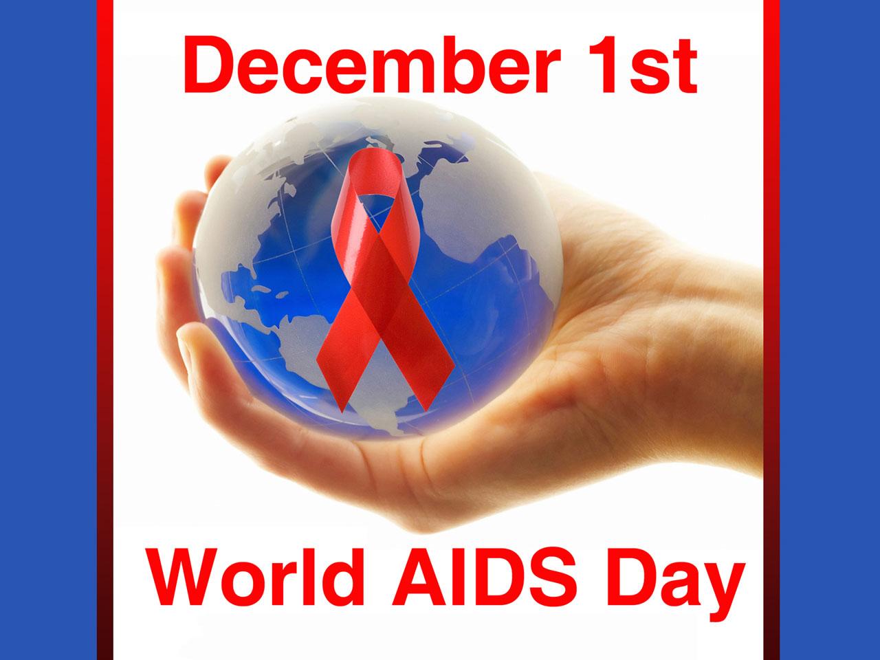 Happy World Aids Day World Aids Day December 1