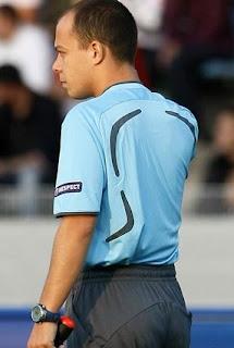 Árbitros primera jornada de la Liga Postobon 2012