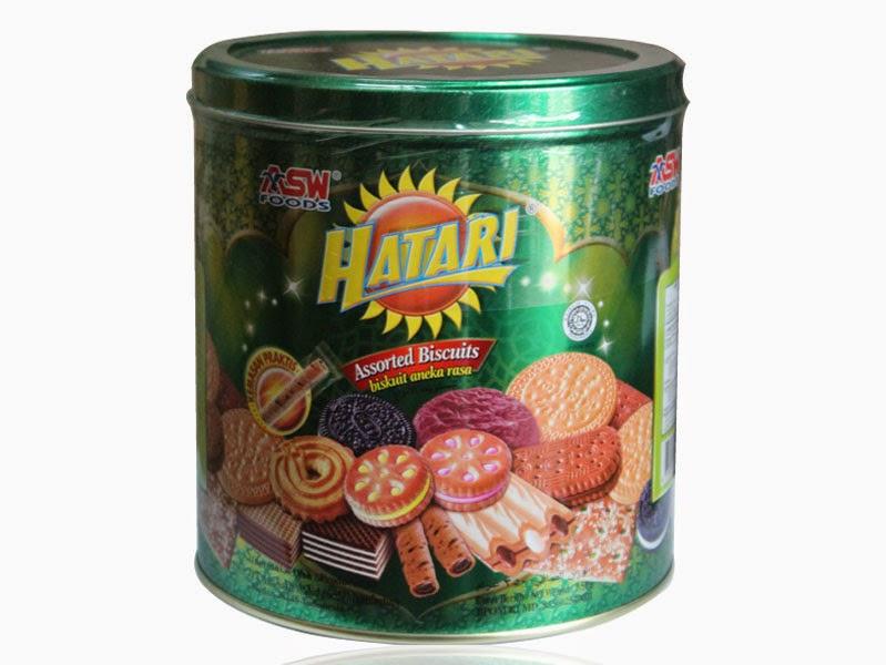 Spesifikasi Hatari Assorted Bulat 350gr 6tin Harga Rp 121700 Carton 20295 Kaleng