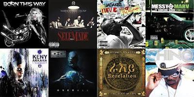 Novedades discográficas (Semana del 24 al 30 May. '11)