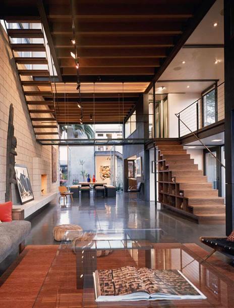 El estilo loft en la decoraci n de interiores ideas para for Diseno de lofts interiores