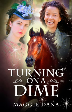 http://www.amazon.com/Turning-Dime-Time-Travel-Adventure-ebook/dp/B00KBF77ZU/ref=sr_1_1?s=digital-text&ie=UTF8&qid=1401212263&sr=1-1&keywords=turning+on+a+dime