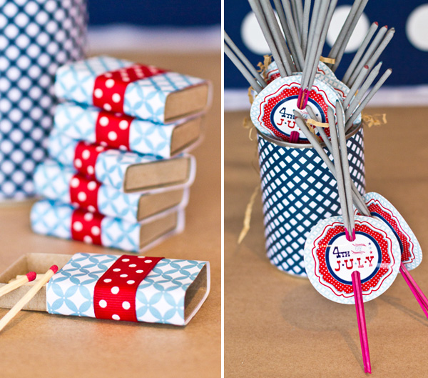 May The Fourth Be With You Wedding Favors: Domestic Charm: Patriotic Party