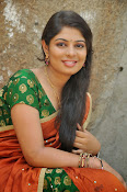 Actress Anusha Photos in Half saree-thumbnail-17
