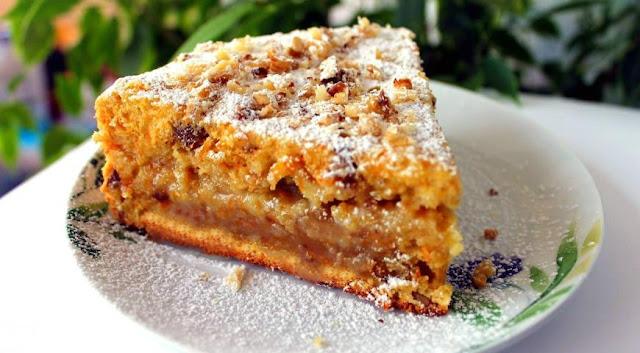 Диетический морковный торт - настоящая находка для тех, кто сидит на диете