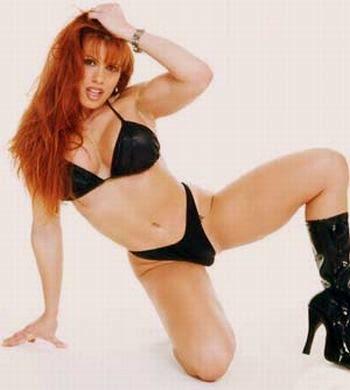 April Hunter - Female Wrestling