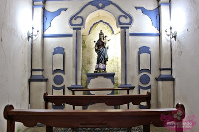 Capela da Guia em Cabo Frio