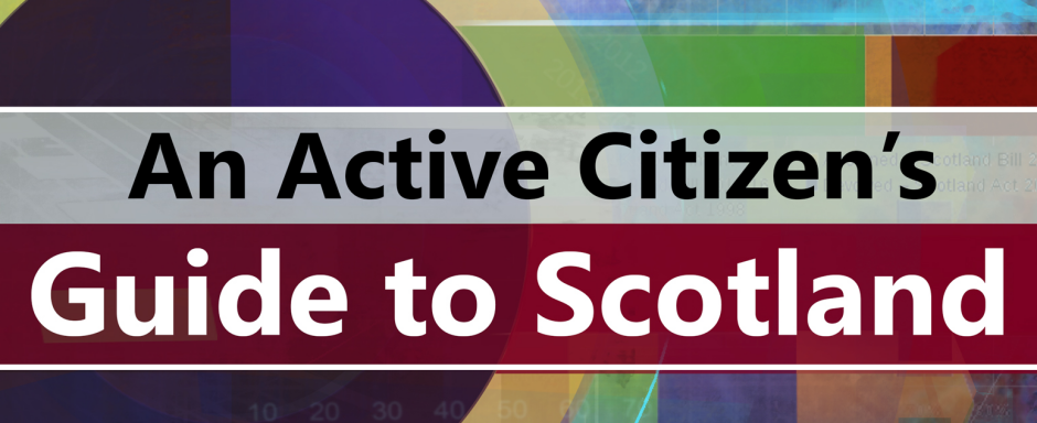 An active citizen's guide to scotland