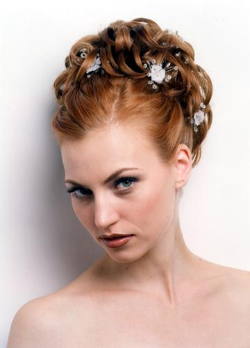 Hairstyles For A Bride