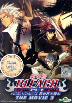 Bleach 3: Fade to Black