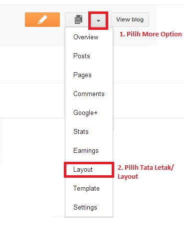 Popular Post Slide Down Valid HTML5