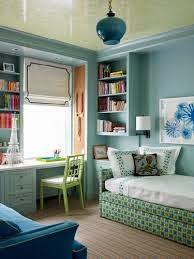 The Home Office + Guest Bedroom Combo - Katie Rogers