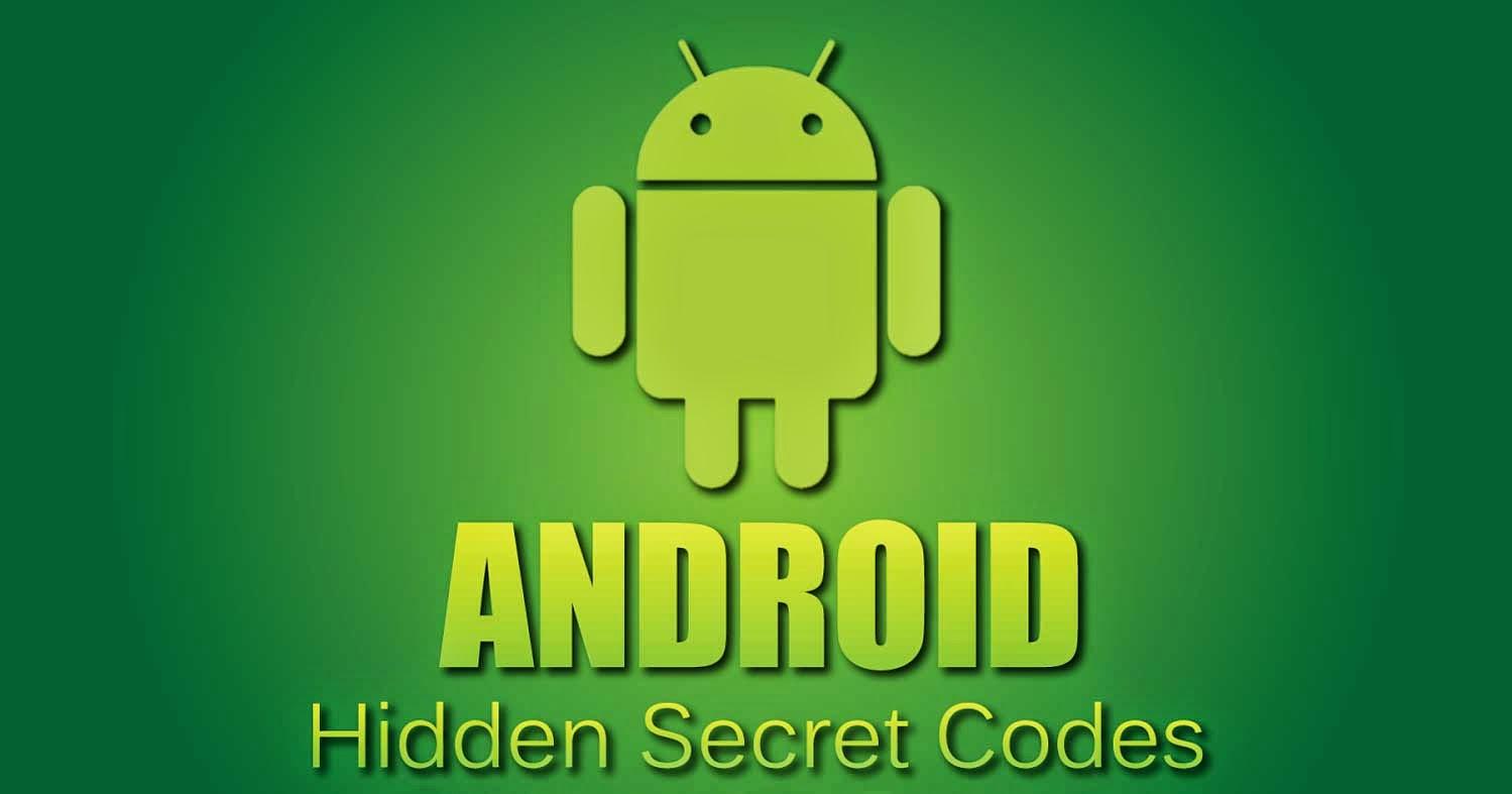kode rahasia hape android