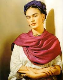 Frida Khalo.