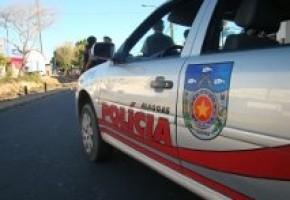 Jovem chama militares de cachorros e acaba preso em Maceió