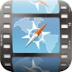 Explain Website - grava la pantalla del navegador en el iPad