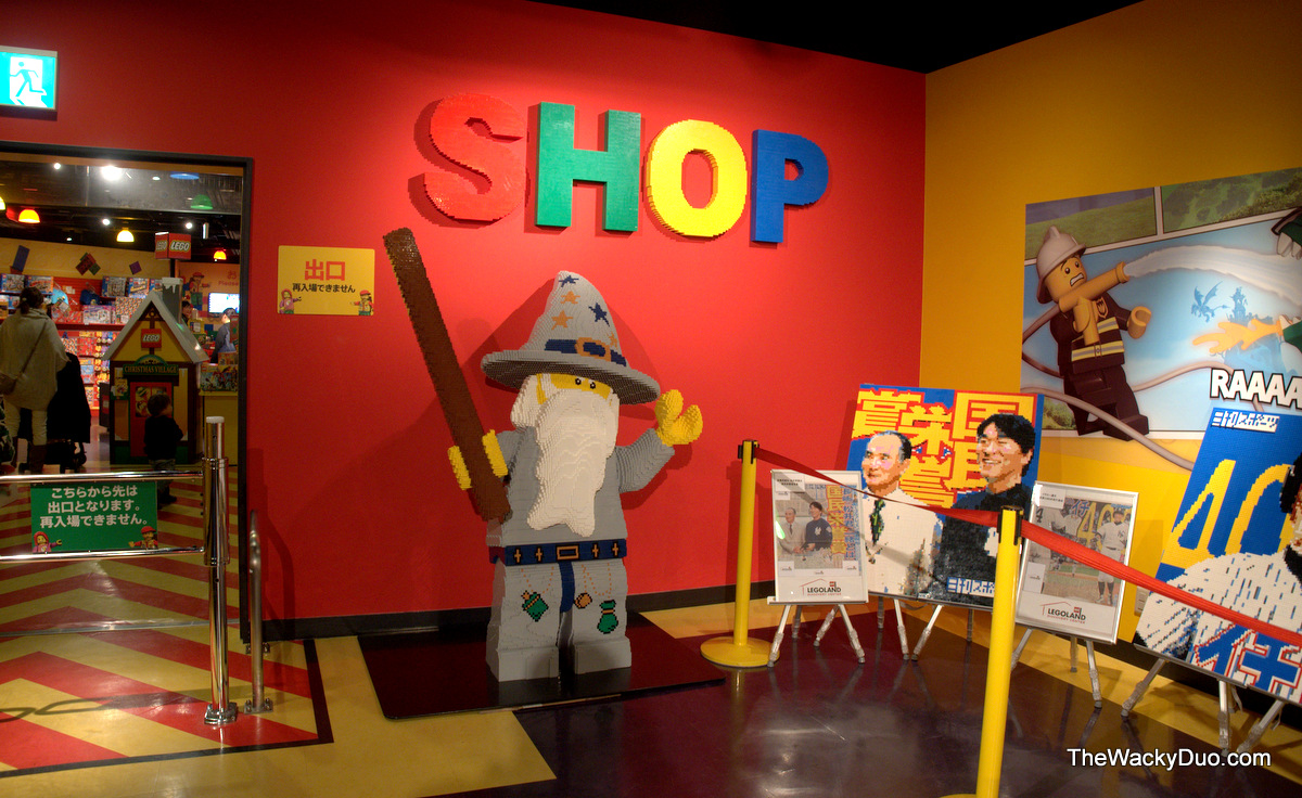 Legoland Discovery Center Tokyo Review  The Wacky Duo  Singapore Family and...