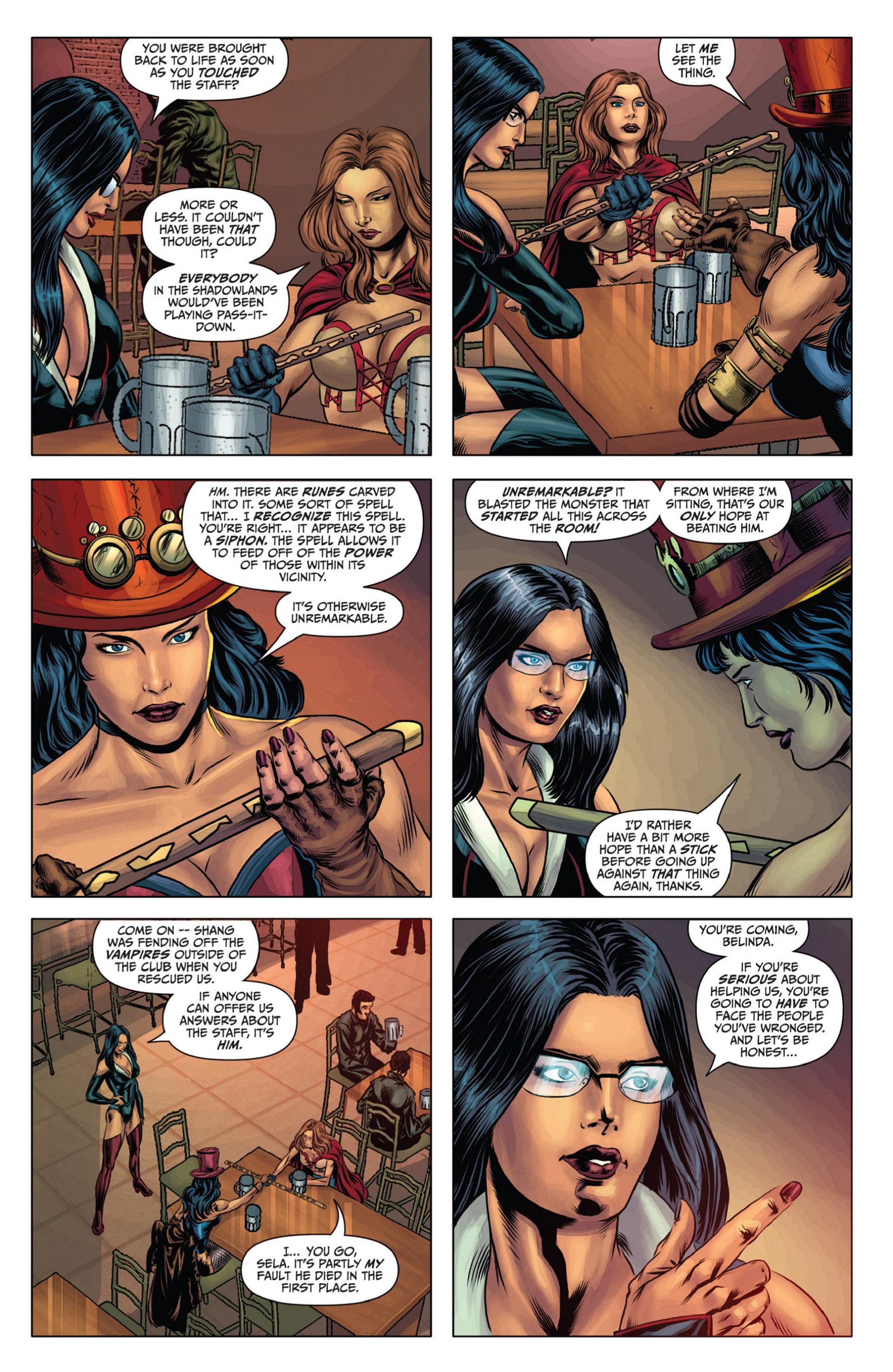 Grimm Fairy Tales (2005) Issue #85 #88 - English 9