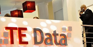 شركة تي اى داتا TEDATA  تطلب شباب حديثي التخرج