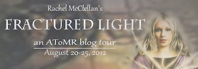 {Review+G!veaway} Fractured Light by Rachel McClellan
