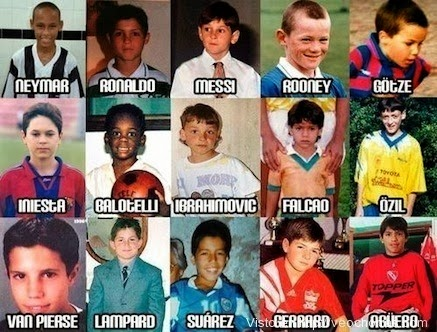 Pemain Sepakbola BerAgama Islam