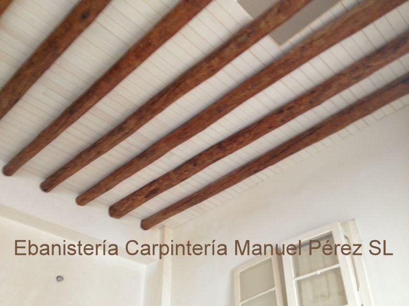 Ebanisteria carpinteria manuel perez zaragoza altillo - Altillo de madera ...