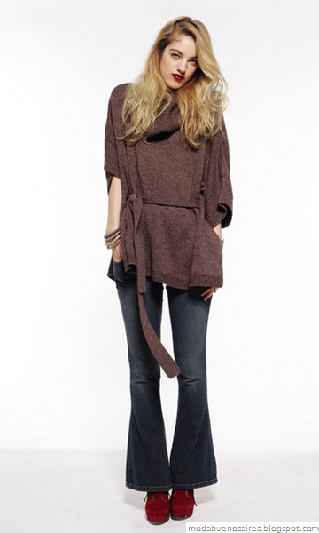 Mab moda invierno 2012. Looks casual chic, Blog de moda.