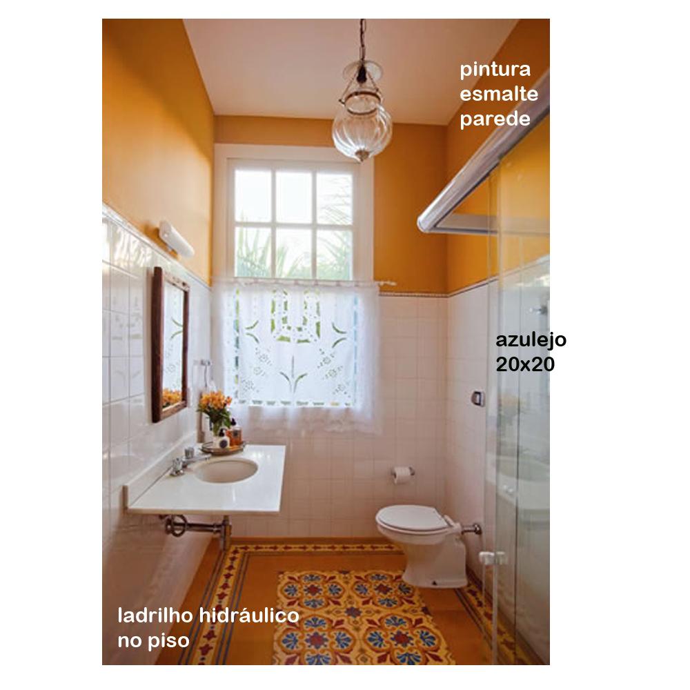 KIKA GONTIJO HOME Banheiro de fazenda -> Decoracao De Banheiros De Fazenda