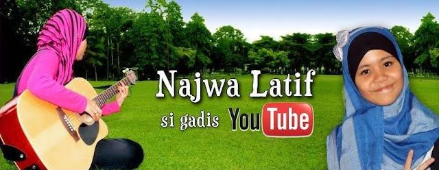 gambar Najwa Latif gadis youtube SIAPAKAH NAJWA LATIF|BIODATA
