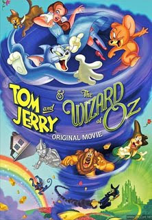 Tom e Jerry & o Mágico de Oz