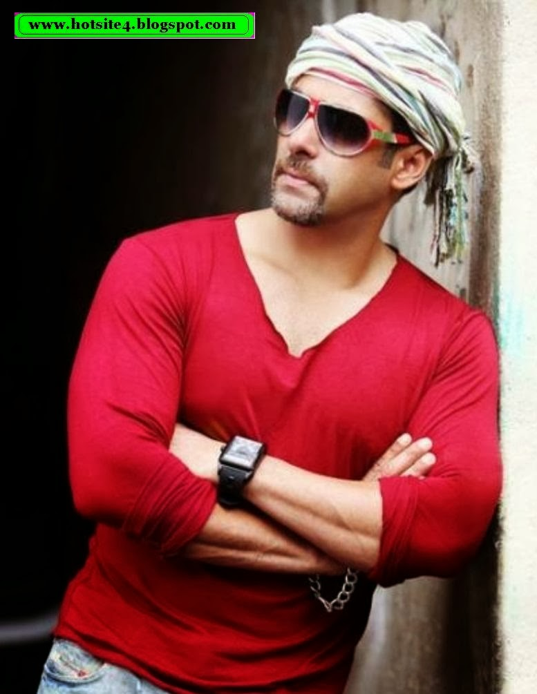 New Look Salman Khan 2014