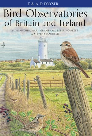 Bird Observatories of Britain and Ireland. Click the book to see inside!!