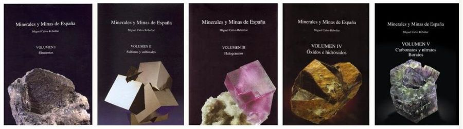 MINERALES Y MINAS DE ESPAÑA