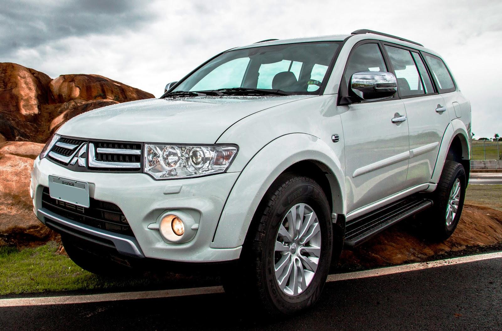 Auto REALIDADE: Mitsubishi Pajero Dakar 2014 chega custando R$ 146 990