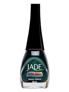 Coleção Esmaltes Jade Metal Shine