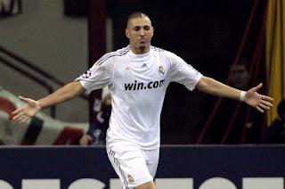 Benzema: «estoy al cien por cien»