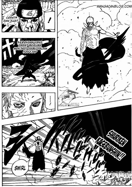 Komik Naruto 639 Bahasa Indonesia halaman 6