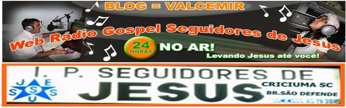 WEB RÁDIO GOSPEL SEGUIDORES DE JESUS