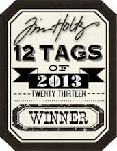Delighted to be a Twelve Tags Winner for May 2013