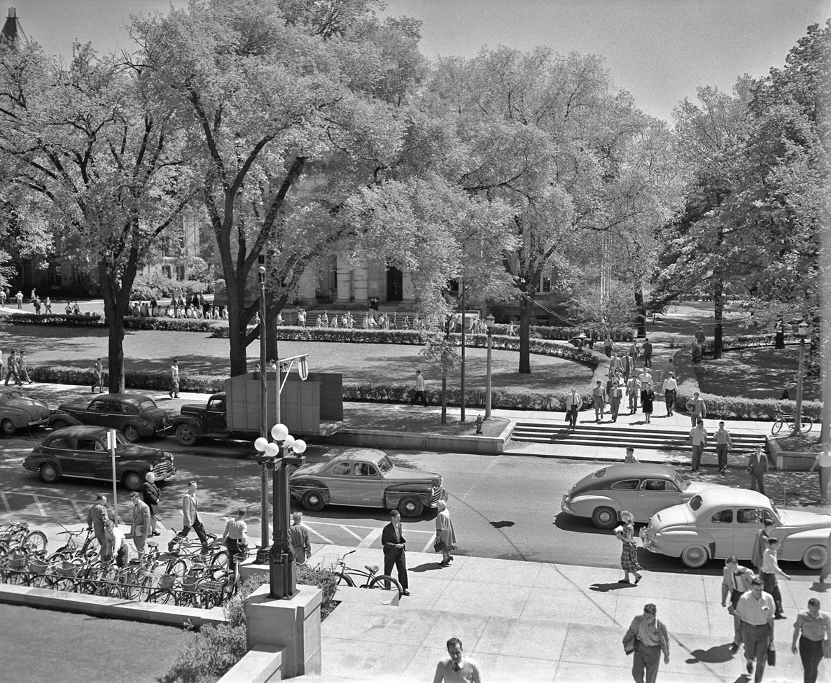 History in Photos: University of Michigan - photo#27