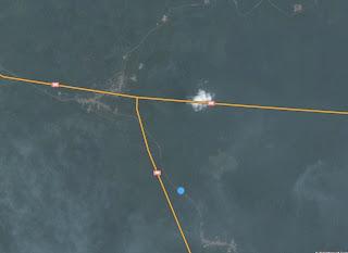 Satellitenbild vergleich Bing, Google, Ovi Navtec here