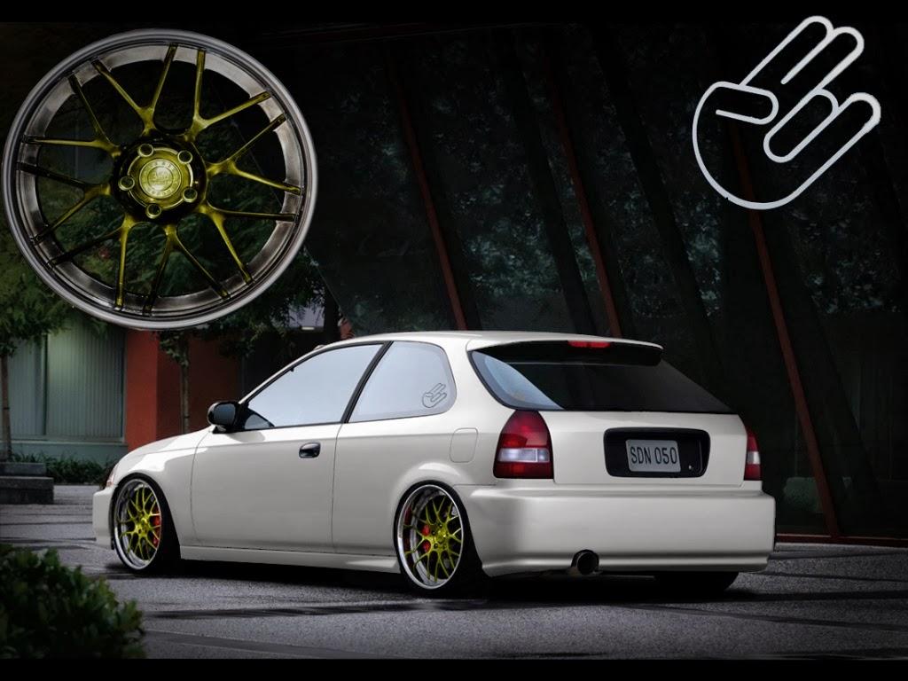 Jdm Wallpaper Honda Civic Hb Jdm Japanese Domestic