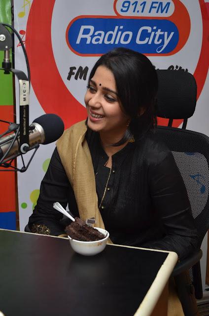 Charmi Kaur Latest Photos At Radio City