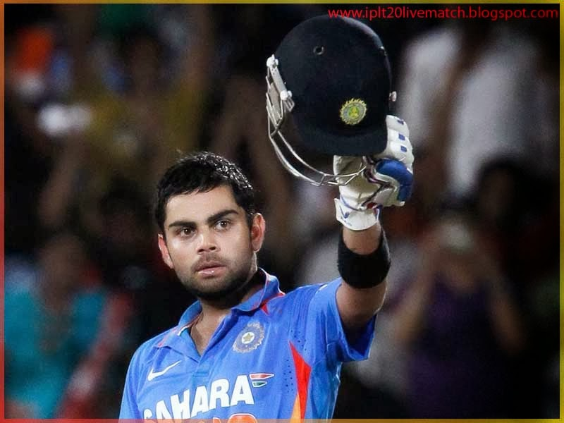 Virat Kohli IPL, ODIs, Test, Twenty20, T20 Match Records and Performance